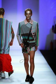 Kay Kwok Spring/Summer 2015 - Shanghai Fashion Week