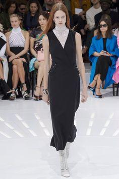 Christian Dior PFW S/S 15