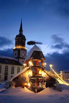 Weihnachtsmarkt in Frauenstein