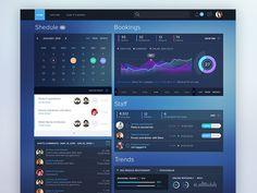 Gorgeous UI Design by Gleb Kuznetsov   Abduzeedo Design Inspiration