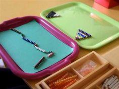 Serpiente positiva - para sumar con las perlas