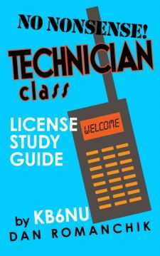 Discounts for Ham Radio Instructors! Ham radio instructors can orderthe print version oftheNo-Nonsense TechnicianClass License Study Guide andtheNo-Nonsense GeneralClass License Study Guidefor only $10/copy. That's 33% off the list price.E-mail medirectly to order. The No-Nonsense Technician-Class License Study Guide (for tests given betweenJuly 2014 and June 2018) free version (PDF file) Amazon Kindle version Barnes&Noble …