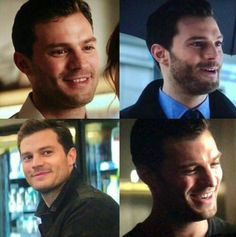 Many faces of Christian Grey in FSD 2-2017