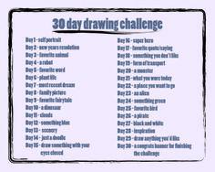 daily sketch challenge - Szukaj w Google