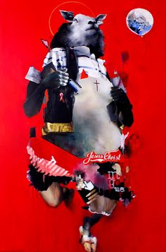 Joram Roukes: Paintings
