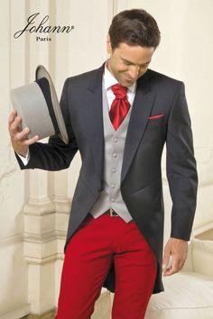 costume-ceremonie-jaquette-pantalon-couleur-1 Costume Homme Marié, Habit 65e10d633ccc