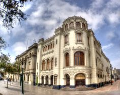 Flickr Teatro Colon. Photography by Edgar Lopez, Guatemala.