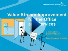 Value Stream Improvement for the Office and Services with David Verble, Nicki Schmidt, John F. Coughlin, an Sarah Sasso
