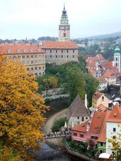 Cesky Krumlov, Czech Republic www.traveltoczech.cz  www.traveltogroup.com