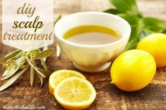 Scalp treatment - a must! #DIY