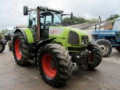 Class Service Manual: FREE CLAAS RENAULT ARES 816 826 836 TRACTOR WORKSH...