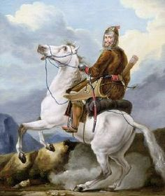 Orlowski Alexander - An Oriental Warrior