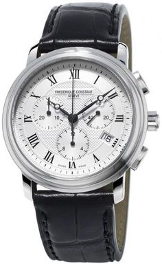 Frederique Constant Classics Chronograph | Timeless Luxury Watches