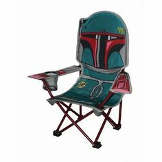 Star Wars Boba Fett Folding Chair  13.29 at Kohls Star Wars Film 877c410ce