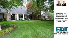 Main Level Owners Suite Home in Lake Ridge Virginia For Sale Learn more...