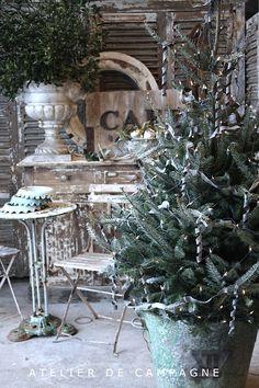 ATELIER DE CAMPAGNE: Happy Holidays
