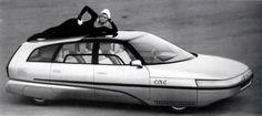Concept Car of the Week: Citroën Eole (1986)