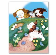 My favorite Golden Book: The Pokey Little Puppy