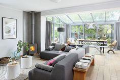 Jurnal de design interior - Amenajări interioare, decorațiuni și inspirație pentru casa ta: Interior amenajat în gri
