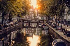 Summer in Amsterdam / by Pim Hendriksen