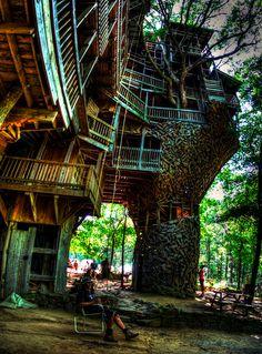I want a tree house like thisss