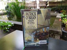 Patrick O'Brian | Misión en Jonia. Photo taken by Grelda Ort… | Flickr
