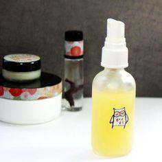 shea butter body spray recipe | craftgawker