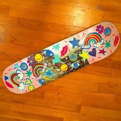 The perfect skateboard doesn't ex-!