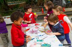 Los sábado (de 12:00 a 14:00) y los domingos (de 10:00 a 12:00) manualidades para los peques en la Beneficència Infant Crafts, Activities
