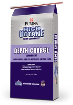 Image of High Octane® Depth Charge® Supplement show feed bag Rare Animals, Strange Animals, Show Cattle Barn, Cow Feed, Show Cows, Cowboy Ranch, Boer Goats, Real Cowboys, Animal Nutrition