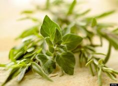 "A staple of Italian dishes, oregano is loaded with antioxidants and can also help fend off bacteria. When it comes to natural and effective barriers against E. coli, Salmonella and Listeria, oregano oil was found to be the most effective antimicrobial, followed by allspice and garlic, according to a study in the Journal of Food Science, published by the Institute of Food Technologist. ""A phytochemical in oregano called carvacrol has exhibited antibacterial properties,"" says Forberg."