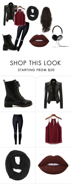 """""""Untitled #141"""" by janaebb on Polyvore featuring Paula Bianco, Lime Crime and Frends"""