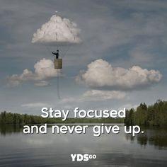 Odaklanın ve asla pes etmeyin Motivation Sentences, You Can Do Anything, English Words, Learn English, Never Give Up, Quotations, Inspirational Quotes, Taekwondo, Motto