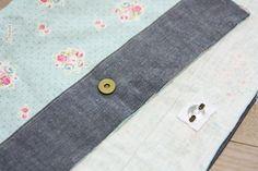 How To Make A Mini Shoulder Bag Tutorial