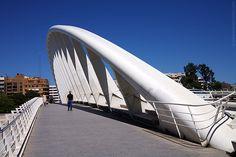 Pont de Calatrava (La Peineta), Valencia