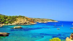 Como ir de Formentera para Ibiza #viagem #barcelona #espanha