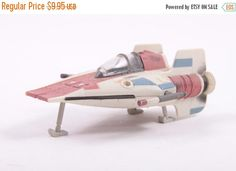 Star Wars Micro Machine Fighter Plane Cool Piece  The Pink Room  161202 by ThePinkRoom