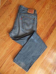 Vintage Levi's 559 Jeans Size 36 X 34 #104 #Levis #WorkCasual