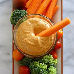 Phase 3 -- Hummus with a kick: Chipotle and Roasted Red Pepper Hummus. Season with chipotle powder to taste for Phase 3.