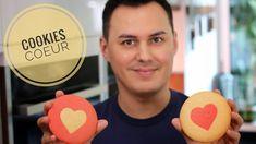 Recette Cookies Coeur originaux ❣ Saint Valentin