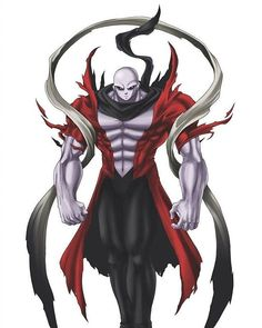 Time Patroller: Jiren the Grey Dragon Ball Z, Jiren The Gray, Chibi, Fan Art, Character Art, Kawaii, Megaman Zero, Naruto Cosplay, Fantasy Warrior