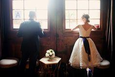 Real Weddings: Emily and Christopher's Fabulous New York Wedding