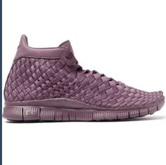 Nike free INNEVA wooven high top sneakers