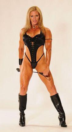 Fitness legend Debbie Kruck