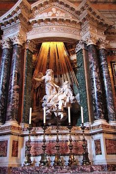 Bernini   Ecstasy of St Teresa