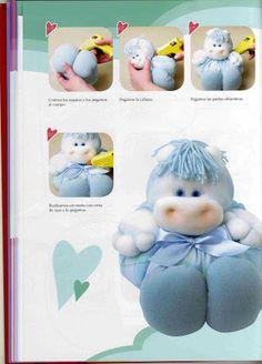 Álbumes web de Picasa Soft Sculpture, Teddy Bear, Album, Tela, Ideas, Newspaper, Log Projects, Clowns, Art