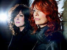 Own Wilson, Nancy Wilson Heart, Wilson Sisters, Best Rock Bands, Women Of Rock, We Will Rock You, Women In Music, Joan Jett, Photo Heart