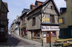 Domfront, near Bagnoles-de-l'Orne