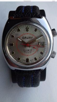 5890897f408c Atualmente nos leilões da  Catawiki  Cauny Alarm - 36mm - Men - Homem