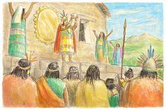 Liens et études sur les incas